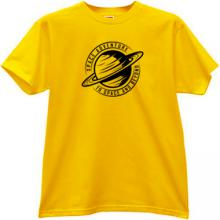 Space Adventure - To Space and Beyond Cool T-shirt