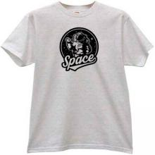 Space Argonautic Cool T-shirt in gray