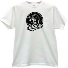 Space Argonautic Cool T-shirt in white