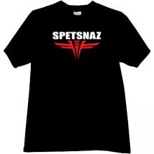 Spetsnaz Cool T-shirt in black