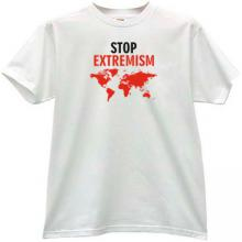 STOP EXTREMISM T-shirt