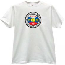 Taekwon-Do Professional Clubs Association of Russia T-shirt