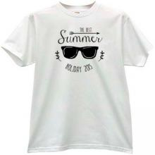 The Best Summer Holiday T-shirt