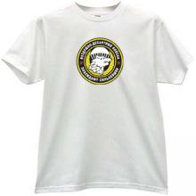 VDV Emblem Russian Army T-shirt in white