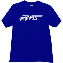 New LADA VFTS Autosport T-shirt in blue