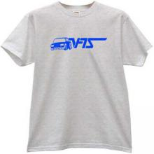 New LADA VFTS Autosport T-shirt in gray