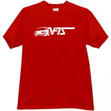 New LADA VFTS Autosport T-shirt in red