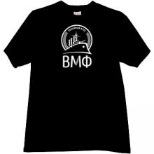 VMF Russian Hockey Club T-shirt in black