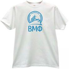 VMF Russian Hockey Club T-shirt in white