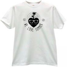 We Love Summer T-shirt