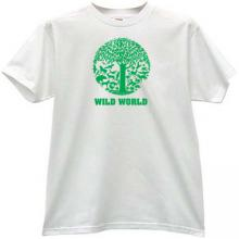 Wild World Cool T-shirt